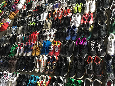 used-shoes